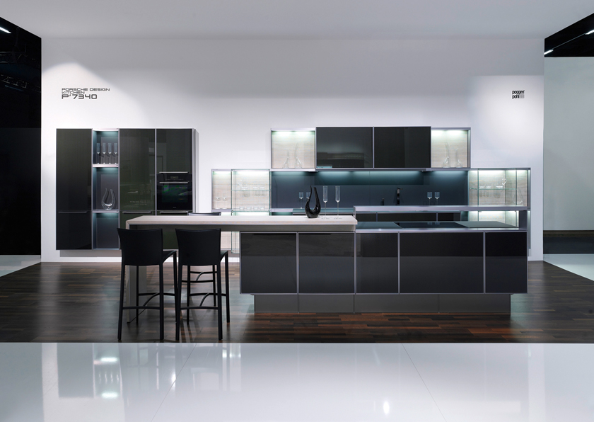 Voyeurdesign las cocinas top de dise o contempor neo for Cocinas en polan