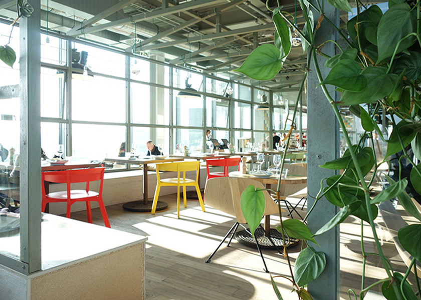 voyeurdesign un respiro dentro de la jungla urbana de berl n. Black Bedroom Furniture Sets. Home Design Ideas