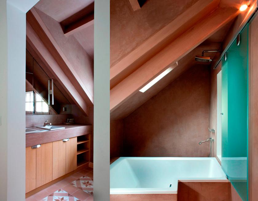 Voyeurdesign maison v una casa de ensue o reinventada - Maison ancienne renovee olivier chabaud ...